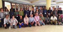 SOLSTICE-WIO project partners from the UK, South Africa, Keyna and Tanzania
